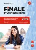 FiNALE Prüfungstraining Zentrale Klausuren am Ende der Einführungsphase Nordrhein-Westfalen. Deutsch