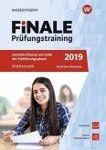 FiNALE Prüfungstraining Zentrale Klausuren am Ende der Einführungsphase Nordrhein-Westfalen. Mathematik