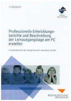 Professionelle Entwicklungsberichte und Beschre...