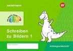 DIE BUNTE REIHE - Deutsch 1. Schreiben zu Bildern