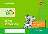 DIE BUNTE REIHE - Deutsch. Klasse 3. Texte schreiben