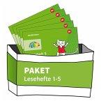 DIE BUNTE REIHE - Deutsch 1 - 5. Paket:Lesehefte