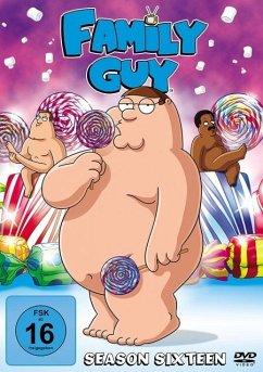 Family Guy - Season 16 DVD-Box