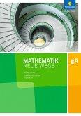 Mathematik Neue Wege SII. Qualifikationsphase gA Grundkurs: Arbeitsheft mit Lösungen. Niedersachsen