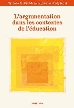 Largumentation dans les contextes de leducation