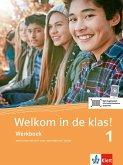 Welkom in de klas! 1. Werkboek met luisterteksten voor smartphone/tablet