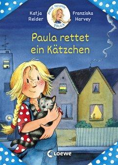 Meine Freundin Paula - Paula rettet ein Katzchen