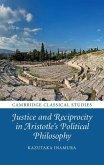 Justice and Reciprocity in Aristotle's Political Philosophy (eBook, ePUB)
