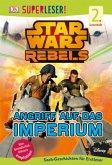 Star Wars Rebels - Angriff auf das Imperium (Mängelexemplar)