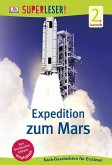 Superleser! Expedition zum Mars (Mängelexemplar)