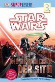 SUPERLESER! Star Wars(TM) Die Geschichte der Sith (Mängelexemplar)