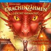 Jagd um das Drachenerbe / Drachenzähmen leicht gemacht Bd.9 (MP3-Download)