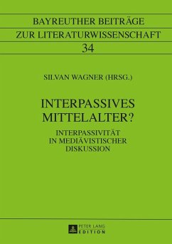 Interpassives Mittelalter? (eBook, ePUB)