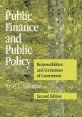 Public Finance and Public Policy (eBook, ePUB)