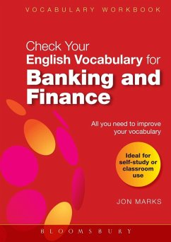Check Your English Vocabulary for Banking & Finance (eBook, PDF) - Marks, Jon