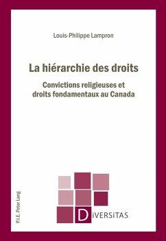 La hierarchie des droits (eBook, PDF) - Lampron, Louis-Philippe
