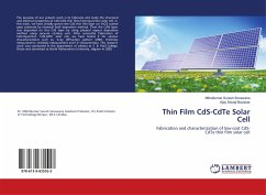 Thin Film CdS-CdTe Solar Cell