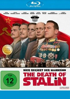 The Death of Stalin - Death Of Stalin Bd