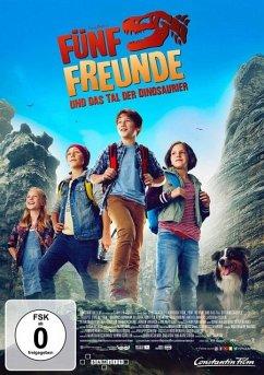 Fünf Freunde und das Tal der Dinosaurier - Allegra Tinnefeld,Marinus Hohmann,Ron Antony...