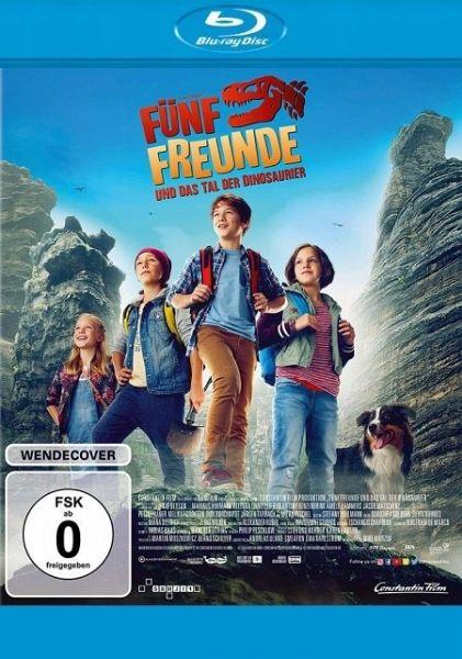 Funf Freunde Und Das Tal Der Dinosaurier Auf Blu Ray Disc