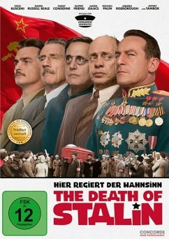 The Death of Stalin - Death Of Stalin Dvd