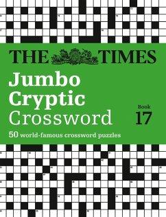 Times Jumbo Cryptic Crossword Book 17