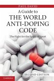 Guide to the World Anti-Doping Code (eBook, ePUB)