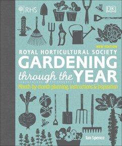 RHS Gardening Through the Year - Spence, Ian