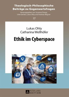 Ethik im Cyberspace (eBook, ePUB) - Ohly, Lukas