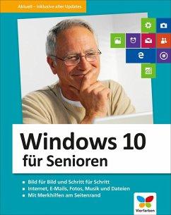 Windows 10 für Senioren (eBook, PDF) - Rieger, Jörg; Menschhorn, Markus