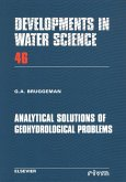 Analytical Solutions of Geohydrological Problems (eBook, PDF)