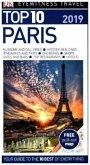 DK Eyewitness Top 10 Travel Guide Paris 2019