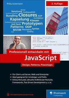 Professionell entwickeln mit JavaScript (eBook, ePUB) - Ackermann, Philip