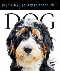 2019 Dog Gallery Page-A-Day Gallery Calendar