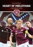 Heart of Midlothian FC Official 2019 Calendar - A3 Wall Calendar