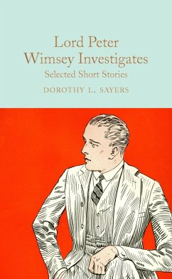 Lord Peter Wimsey Investigates - Sayers, Dorothy L.