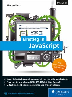 Einstieg in JavaScript (eBook, ePUB) - Theis, Thomas