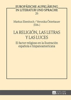 La religion, las letras y las luces (eBook, ePUB)