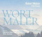 Wortmaler, 3 Audio-CDs + 1 Buch