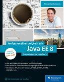 Professionell entwickeln mit Java EE 8 (eBook, ePUB)