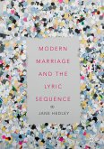 Modern Marriage and the Lyric Sequence (eBook, PDF)
