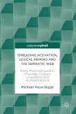 Spreading Activation, Lexical Priming and the Semantic Web (eBook, PDF)