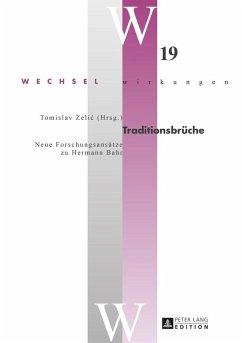 Traditionsbrueche (eBook, ePUB)