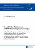 Zivilrechtlicher Rechtsschutz bei fehlerhaften Angebotsunterlagen (eBook, PDF)