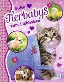 Süße Tierbabys zum Liebhaben (Mängelexemplar)