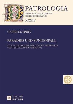 Paradies und Suendenfall (eBook, ePUB) - Spira, Gabriele