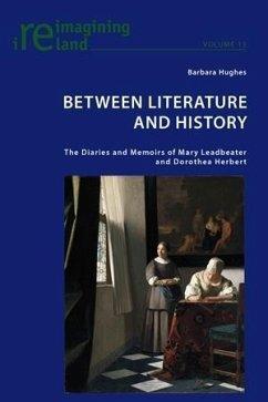 Between Literature and History (eBook, PDF) - Hughes, Barbara