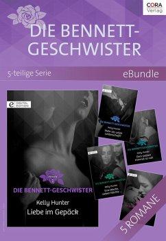 Die Bennett-Geschwister - 5-teilige Serie (eBook, ePUB) - Hunter, Kelly