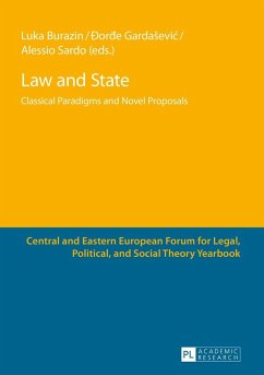Law and State (eBook, ePUB)
