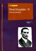 Obras Escogidas de Vygotski - VI (eBook, ePUB)